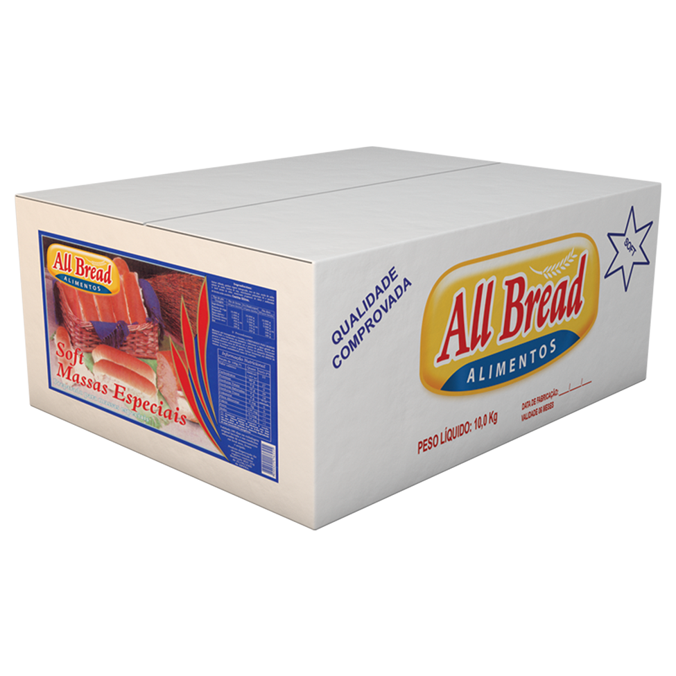 All Massas Especiais - All Bread